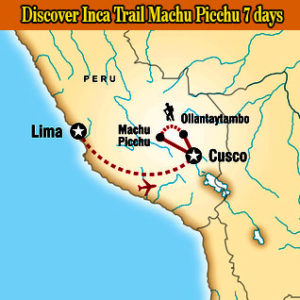 Discover Inca Trail Machu Picchu 7 days