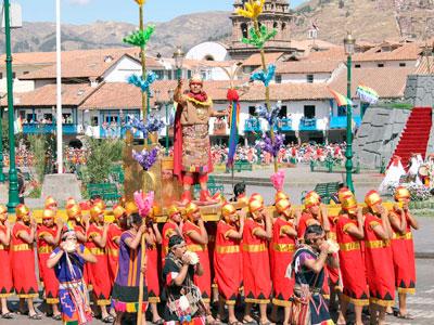 The Inti Raymi