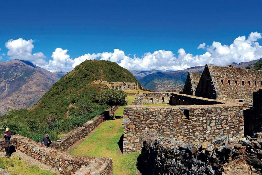 Choquequirao Trek Machu Picchu 8 Days